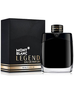 Mont Blanc Legend Eau de Parfum EDP for Men 3.3 oz