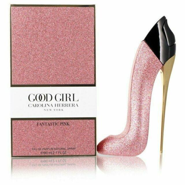 Good Girl Fantastic Pink Carolina Herrera For Women 2.7 oz