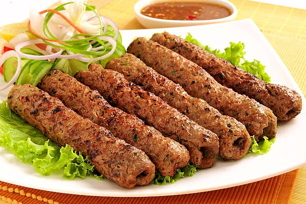 Mutton Seekh Kabab (Pre-Cooked)