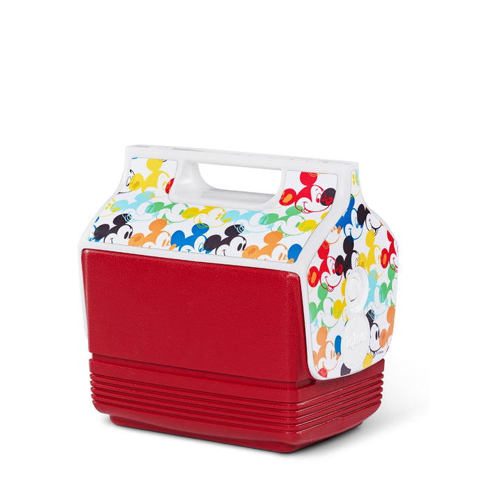 Mickey Mouse Playmate Mini Special Edition Multicolor 4 Qt Cooler Burnie S Smoke Shop
