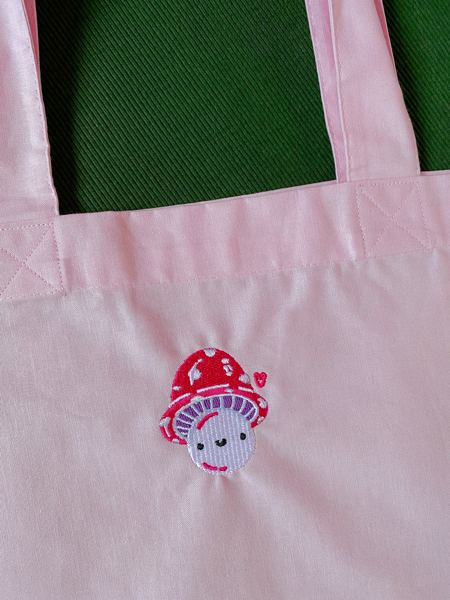 Mr Mush Organic Tote Bag