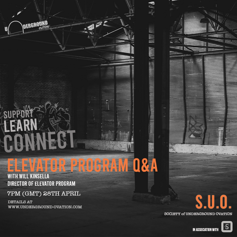 SUO Workshop 5 - Elevator Program Q&A