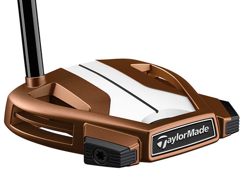 TaylorMade Spider X Putter - Copper Single Bend