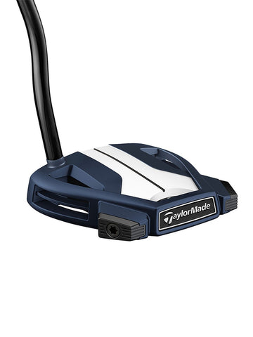 TaylorMade Spider X Putter - Navy Single Bend