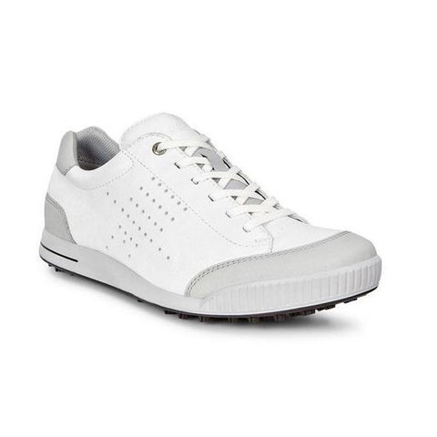 ECCO Men's Street Retro White