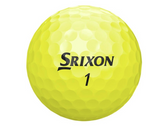 Srixon Soft Feel Golf Balls - 3 Dozen Yellow