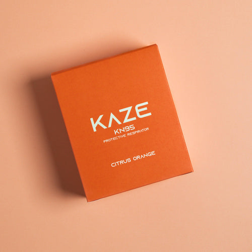 Individual Series - Citrus Orange - KazeOrigins