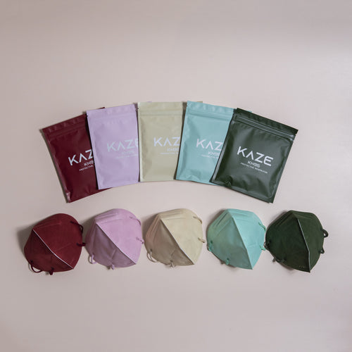 Vogue Series Face Masks - All