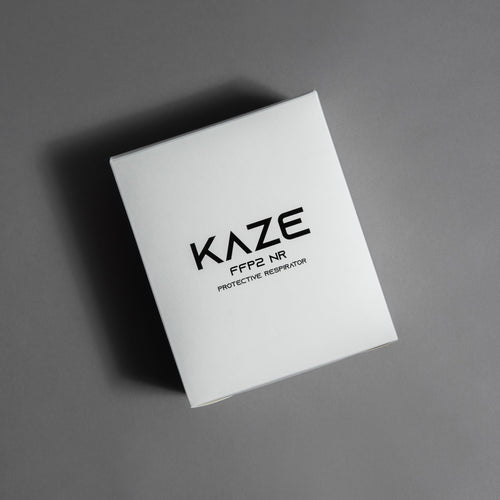 White Series Face Masks - KAZE