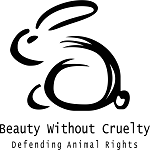 Beauty without cruelty certification logo