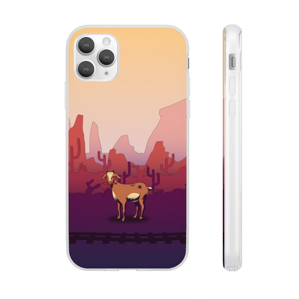 Big Thunder Ranch - iPhone Flexi Case