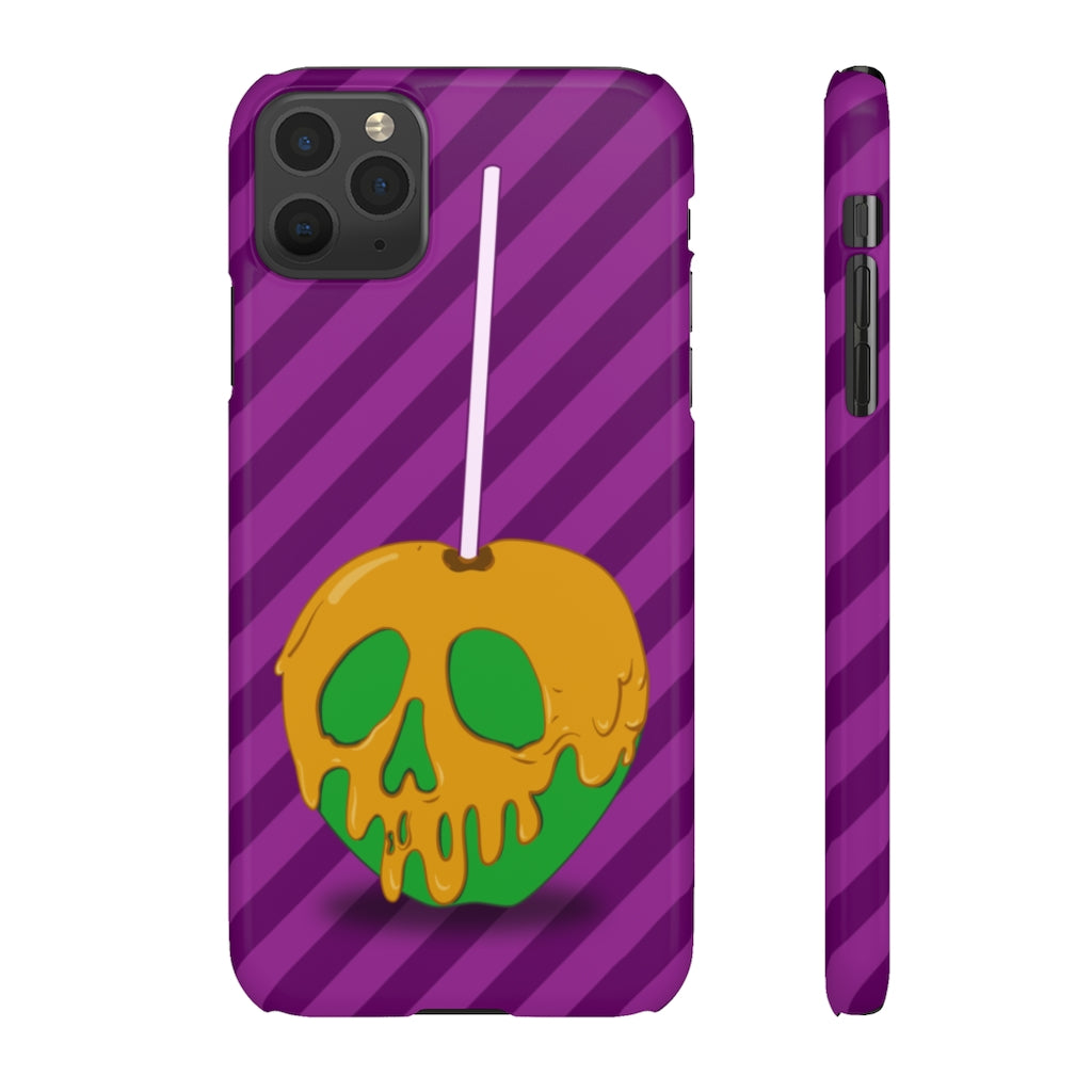 Poisoned Candy Apple - iPhone Snap Case