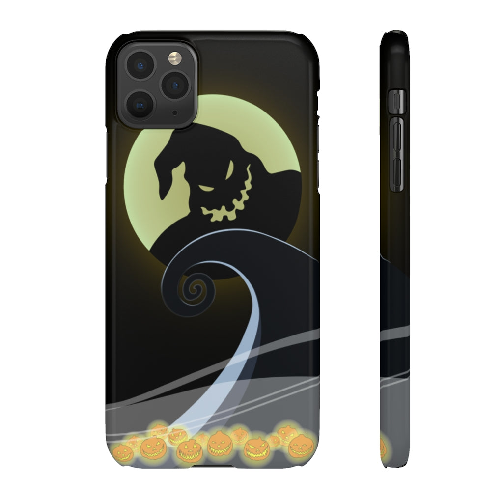 Shadow on the Moon - iPhone Snap Case