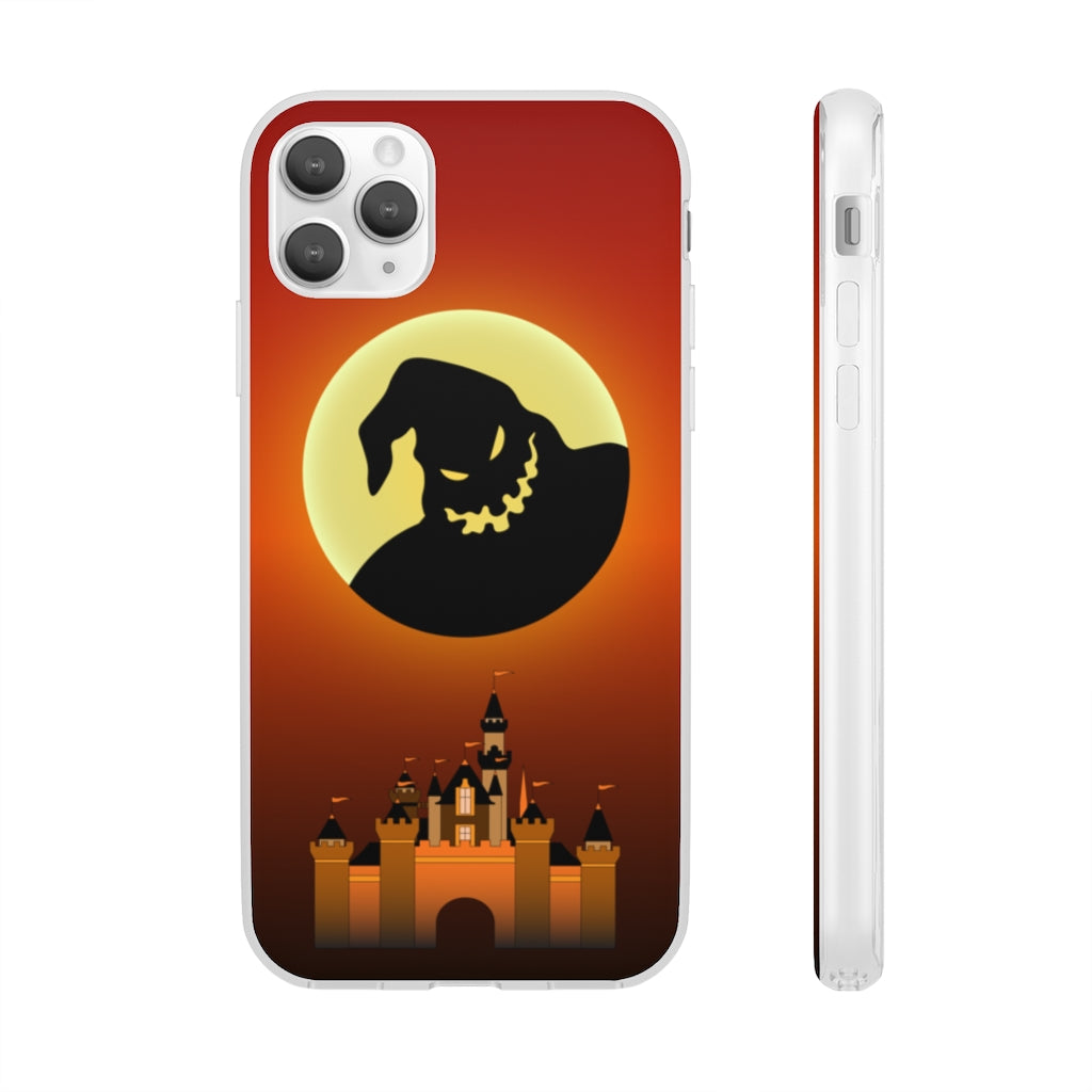 Halloween Town - iPhone Flexi Case