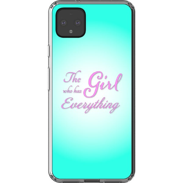 The Girl Who Has Everything - Pixel Hybrid Case