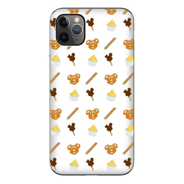 The Happiest Snacks on Earth - iPhone Card Slot Case