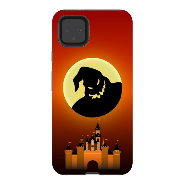 Halloween Town - Pixel Tough Case
