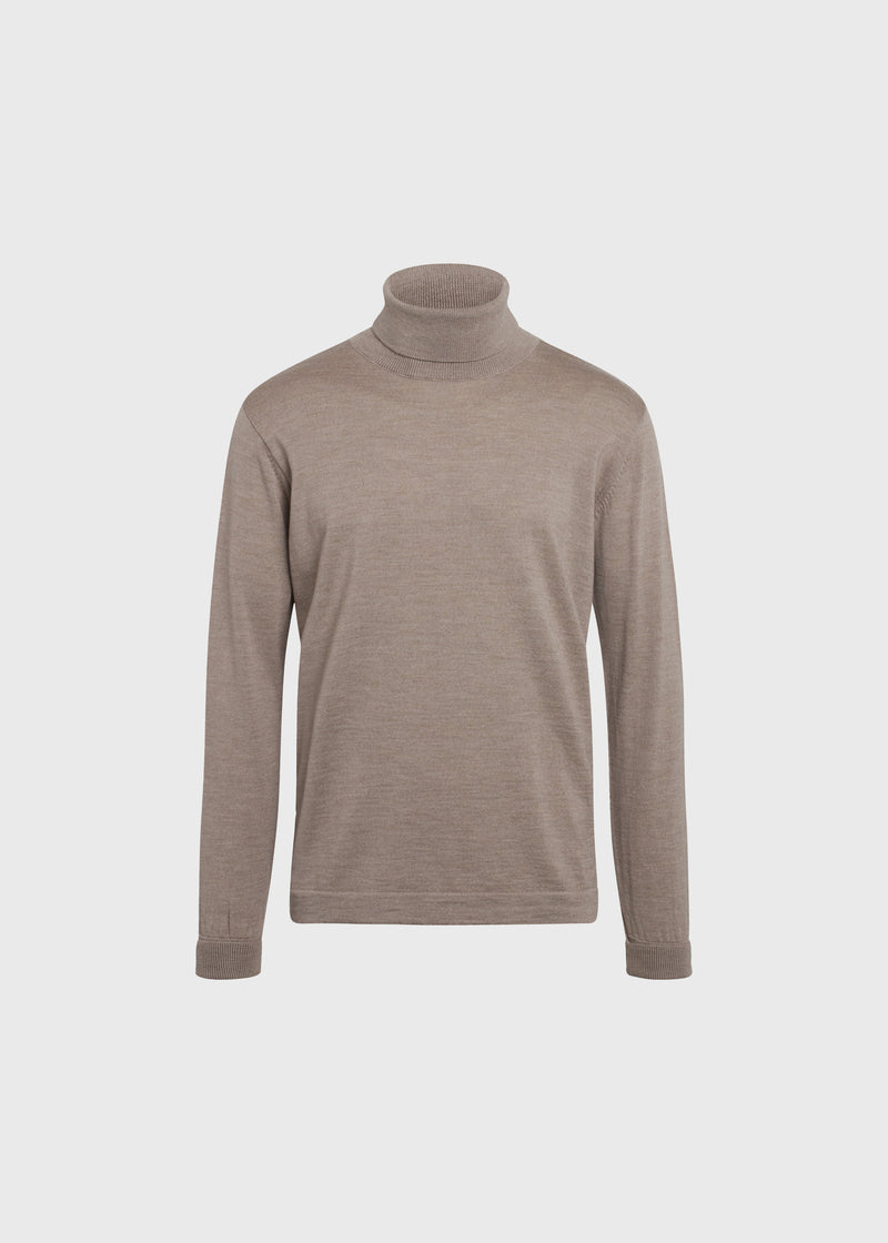 Klitmøller Collective ApS Anders knit Knitted sweaters Sand