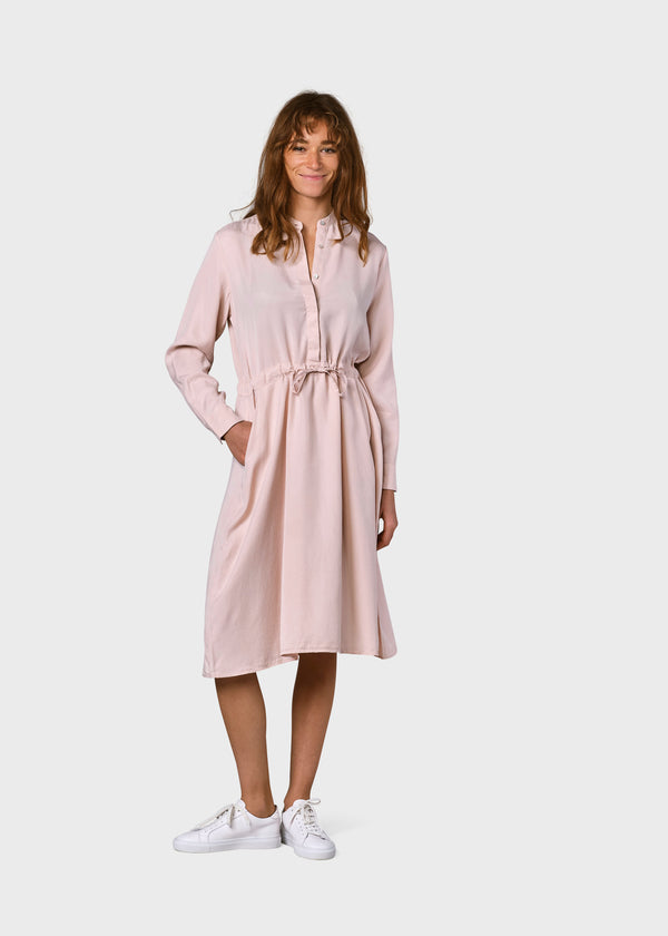 Klitmøller Collective ApS Cornelia dress Dress Rose