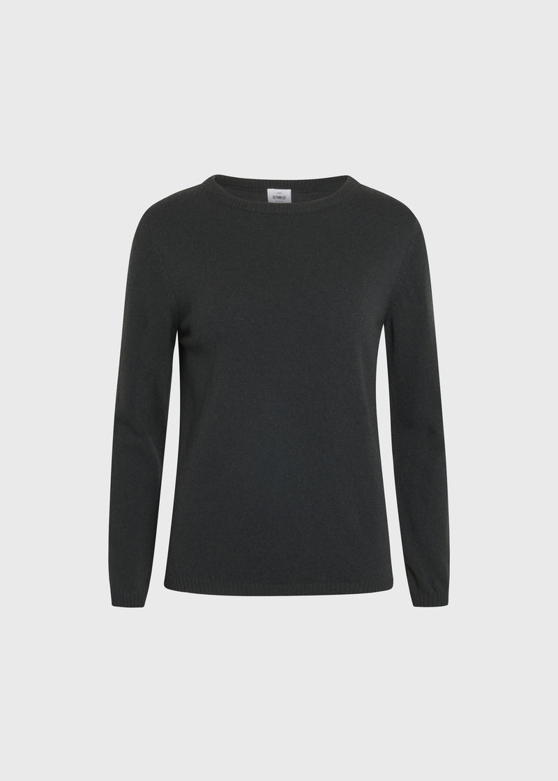 Klitmøller Collective ApS Daniella knit Knitted sweaters Olive
