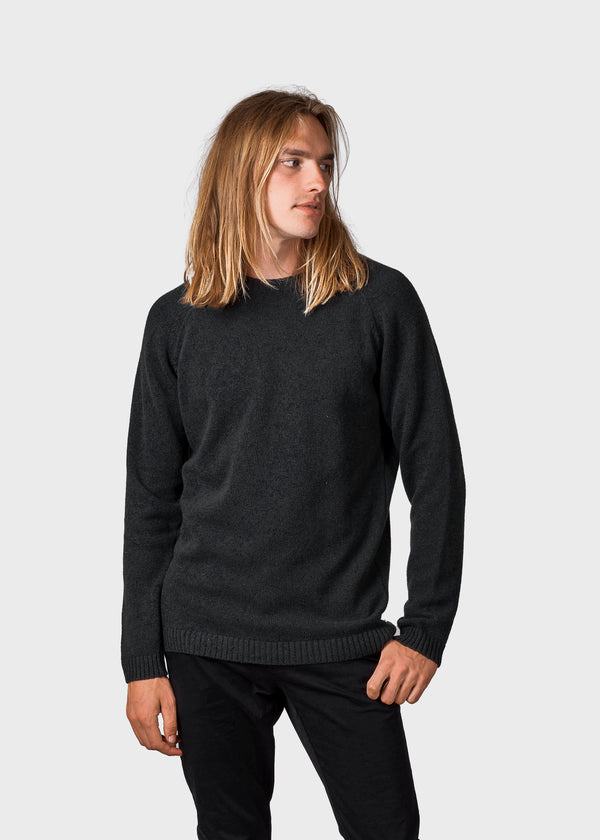 Klitmøller Collective ApS Ole Knitted sweaters Olive