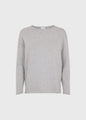 Patricia knit - Light grey