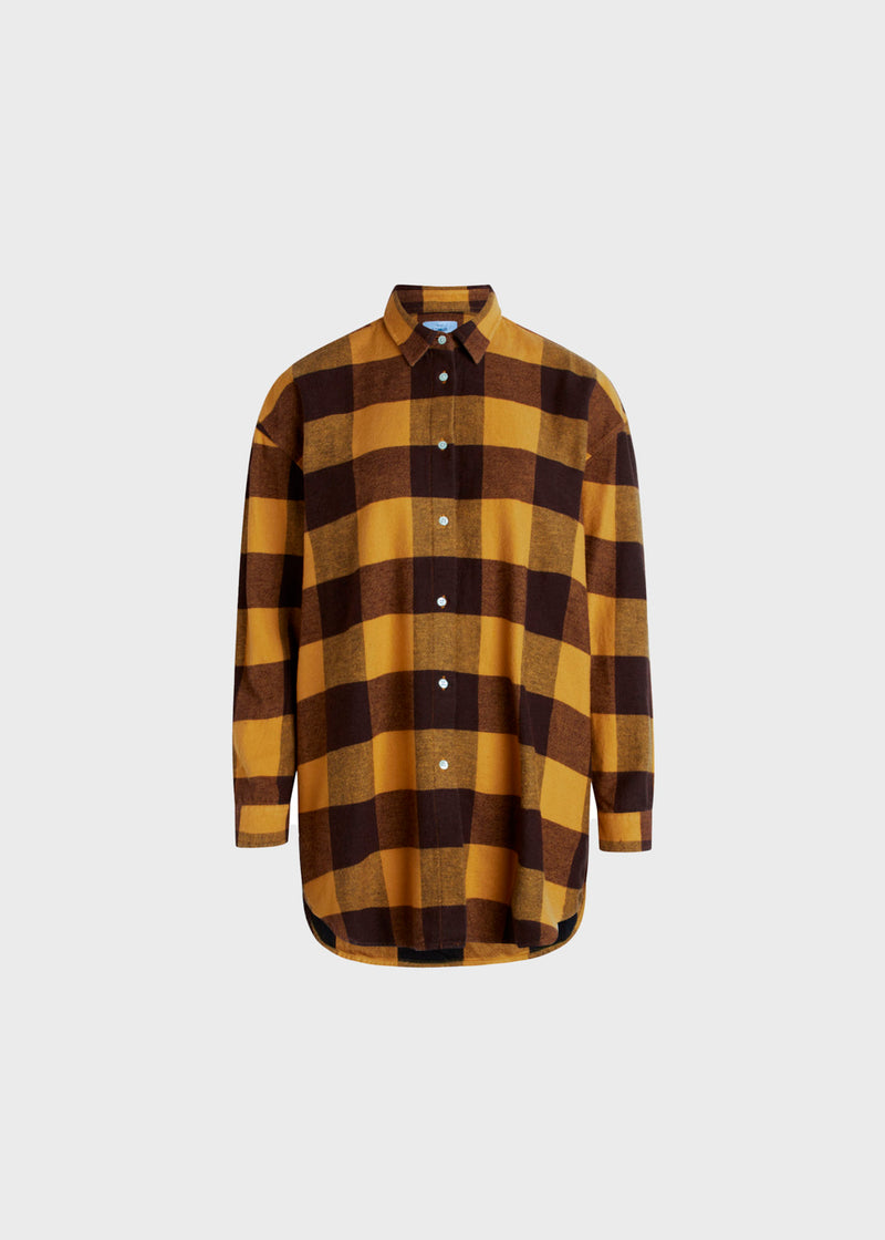 Klitmøller Collective ApS Arthur knit Knitted sweaters Light grey/black