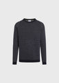 Hugo knit - Navy/cream