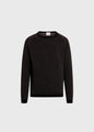 Jesper knit - Black/light grey