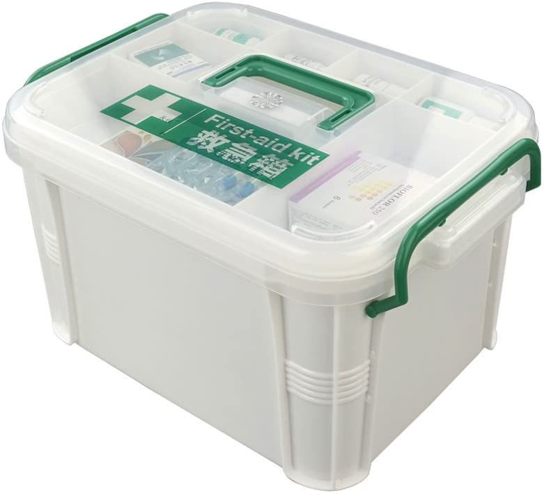 Organizer Medicine Family Emergency Kit