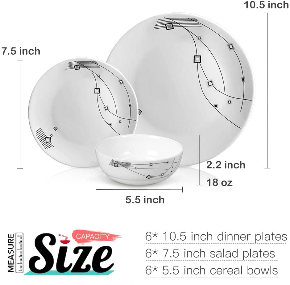 Resistant Dinnerware Set