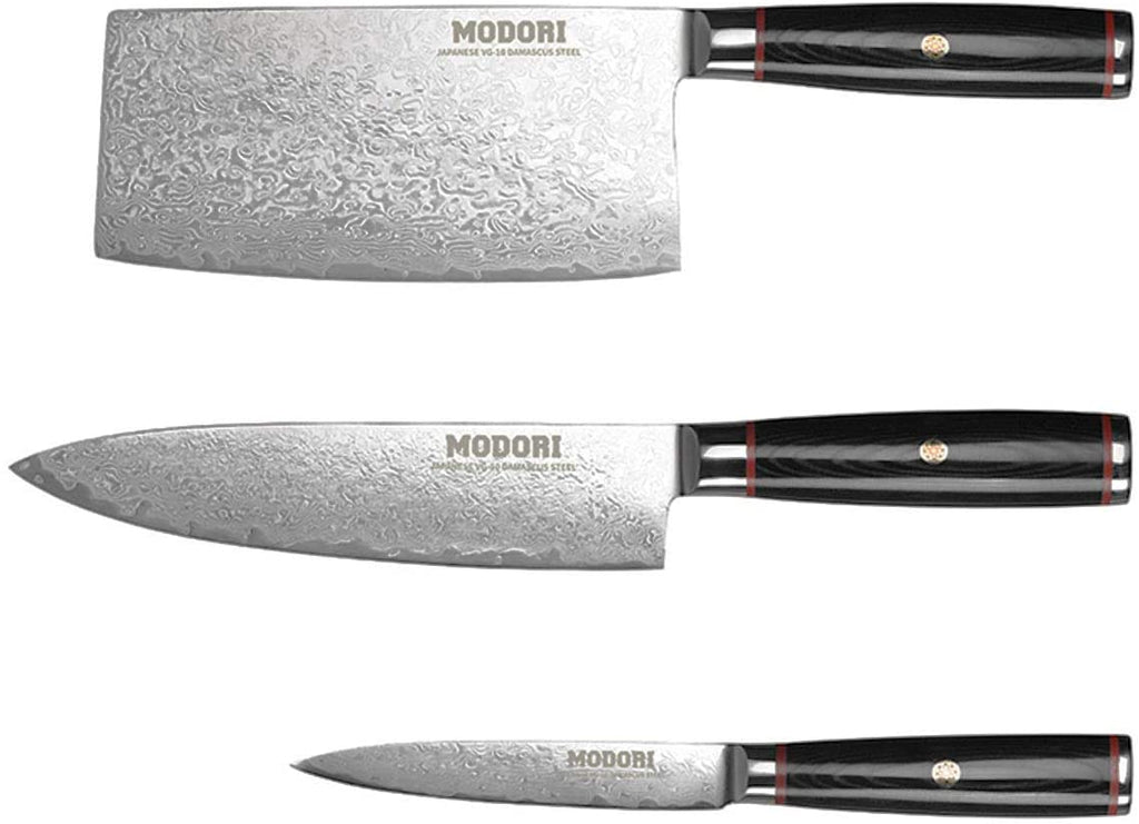 Premium 3-Piece Kitchen Knife Set