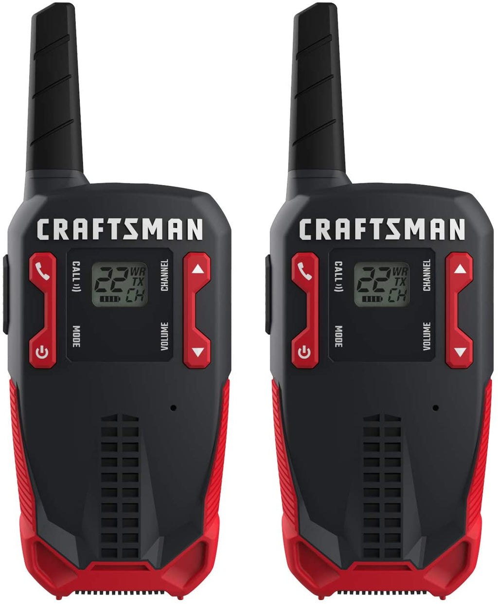 16-Mile Long Range Walkie Talkies for Adults