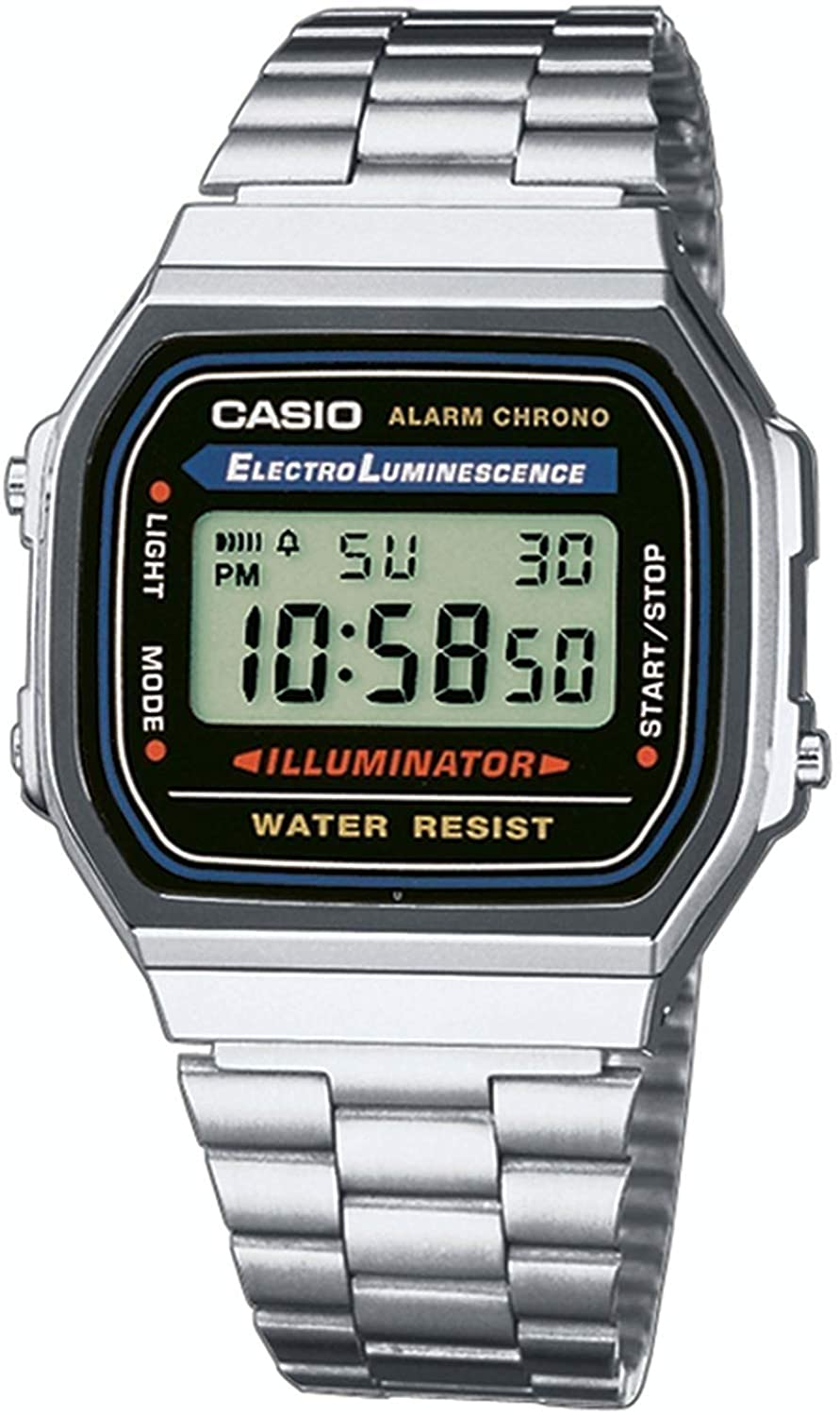 Casio Men's Vintage Luminescence Watch