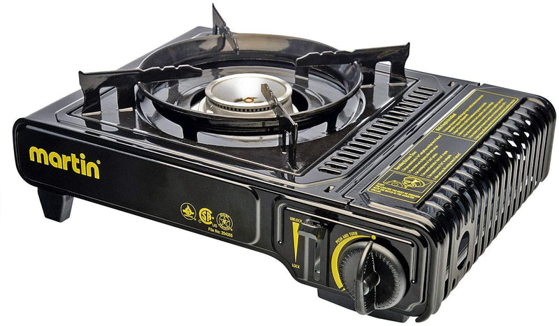 Martin Outdoor Portable Butane Stove