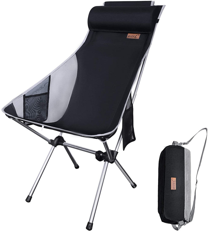 Camping Folding Outdoor Chair with Carrying Bag