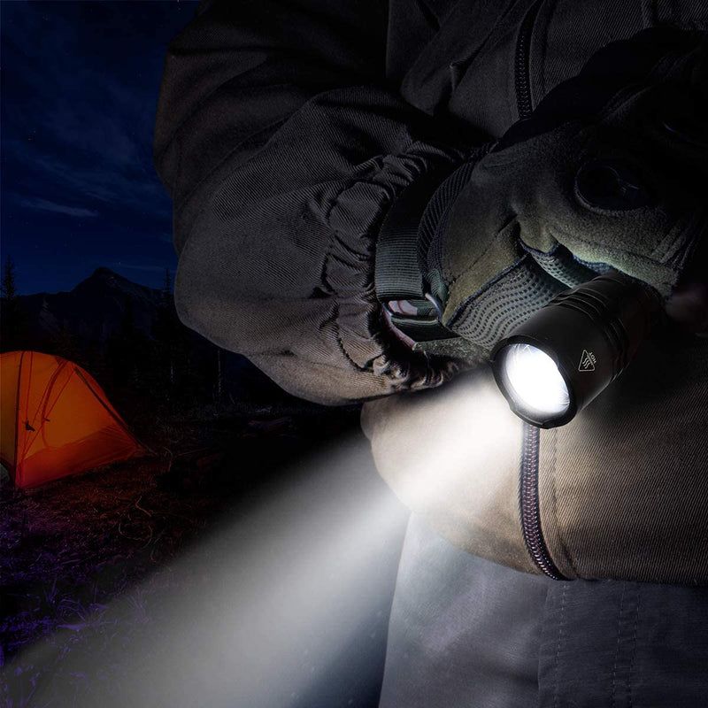 GearLight TAC LED Tactical Flashlight