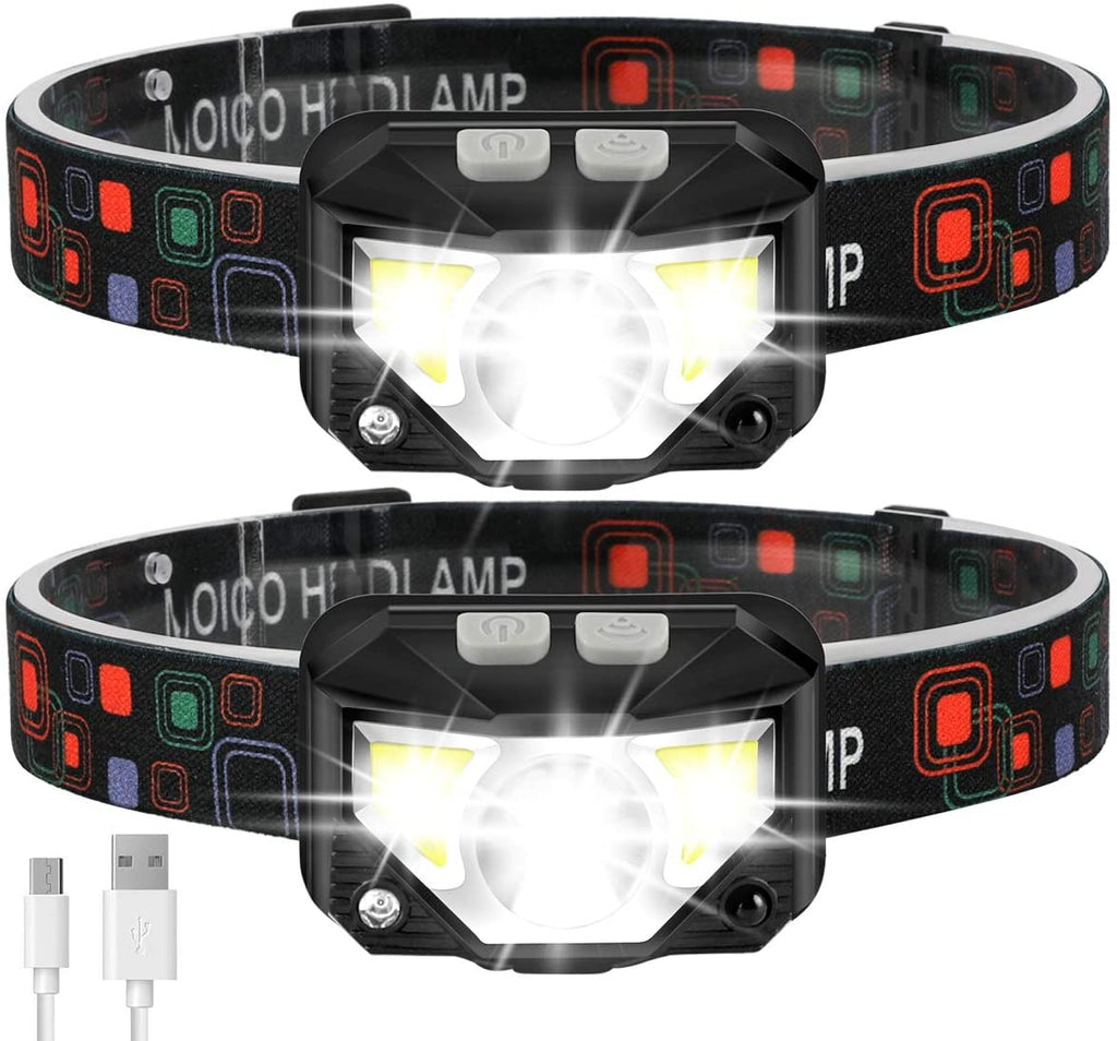 Lumen Ultra-Light Bright LED Headlight