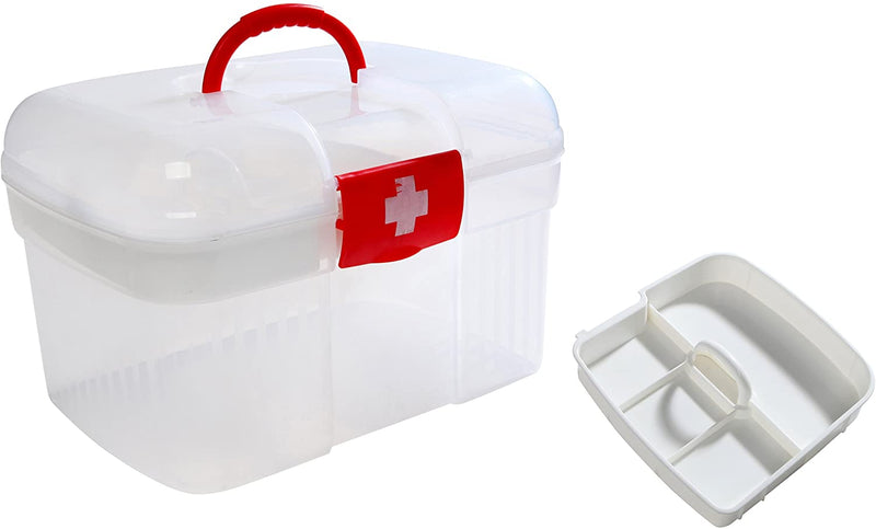 Container Bin Family Emergency Kit