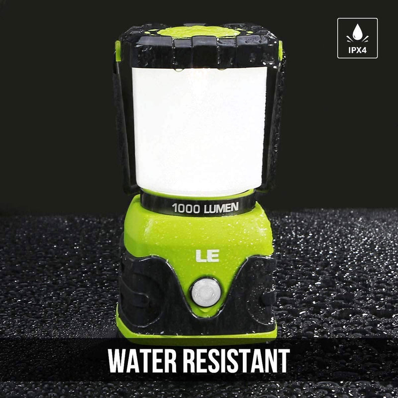 Battery Powered LED Lantern