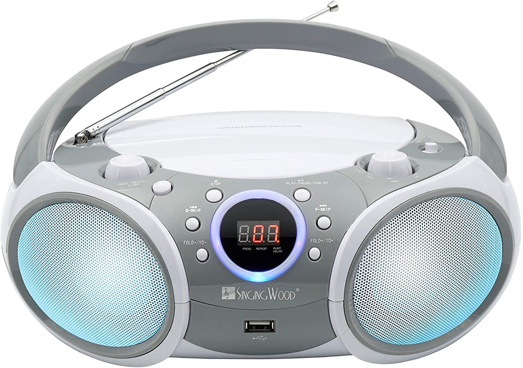 CD-RW Boombox Portable Radio