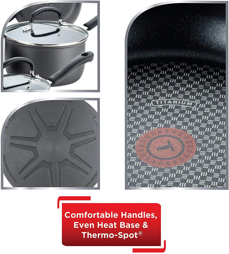 Ultimate Hard Anodized Nonstick Set