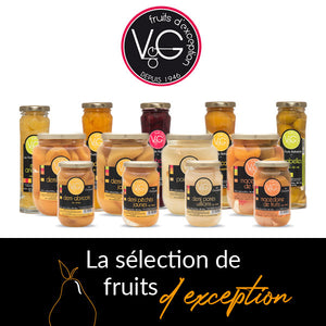 VdeG, fruits d'exception depuis 1946