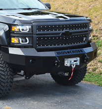 Load image into Gallery viewer, 2015-19 Silverado 2500/3500 - Front Winch Bumper