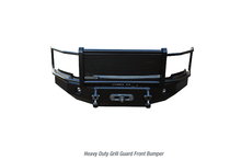Load image into Gallery viewer, 2007-13 GMC Sierra 1500 - Front Winch Bumper