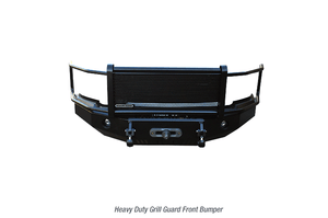 2007-13 Chevy 1500 - Front Winch Bumper