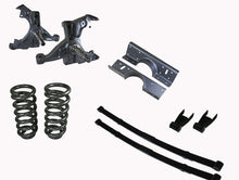 "Load image into Gallery viewer, 1992-98 Chevy-GMC C1500 Regular Cab Deluxe Lowering Kits - 4"" Front / 6"" Rear"