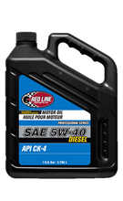 Load image into Gallery viewer, PROFESSIONAL-SERIES 5W40 DIESEL MOTOR OIL