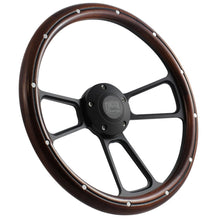 "Load image into Gallery viewer, 14"" BLACK MUSCLE - MAHOGANY - C10 Truck"