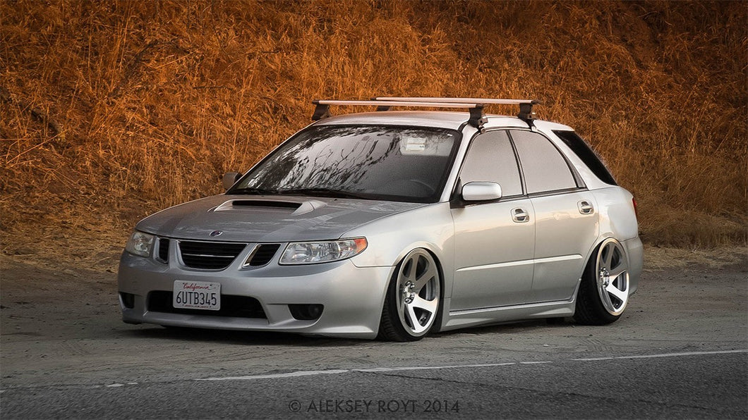 Saab 9-2X (2005-2006) - Airlift Performance - Rear Kit